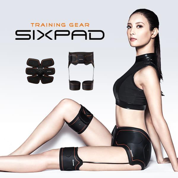 【メーカー公式店】シックスパッド アブズ & ボトム セット MTG ems sixpad ヒップアップ 筋肉 ダイエット 筋トレ トレーニング