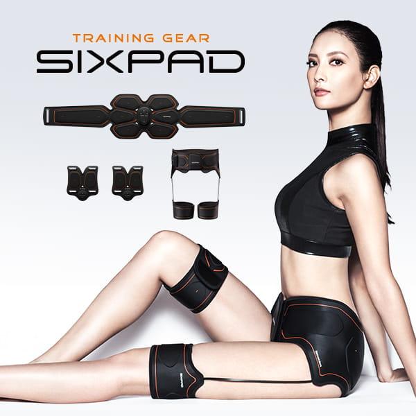 【メーカー公式店】シックスパッド アーム & アブズベルト LL/3L & ボトム セットMTG ems sixpad ヒップアップ 筋肉 筋トレ トレーニング
