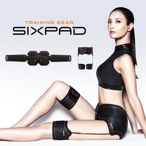 【メーカー公式店】シックスパッド アブズベルト LL/3L & ボトム セット MTG ems sixpad ヒップアップ 筋肉 筋トレ トレーニング