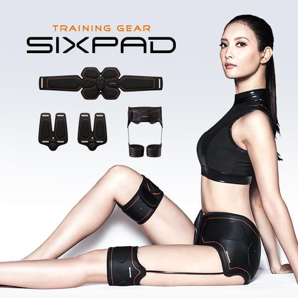 【メーカー公式店】シックスパッド レッグ & アブズベルト S/M/L & ボトム セット MTG ems sixpad ヒップアップ 筋肉 筋トレ トレーニング