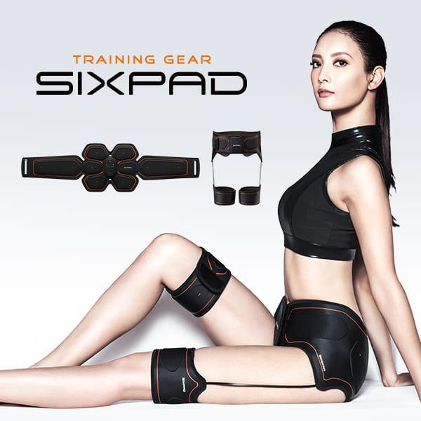 【メーカー公式店】シックスパッド アブズベルト S/M/L & ボトム セット MTG ems sixpad ヒップアップ 筋肉 ダイエット 筋トレ トレーニング
