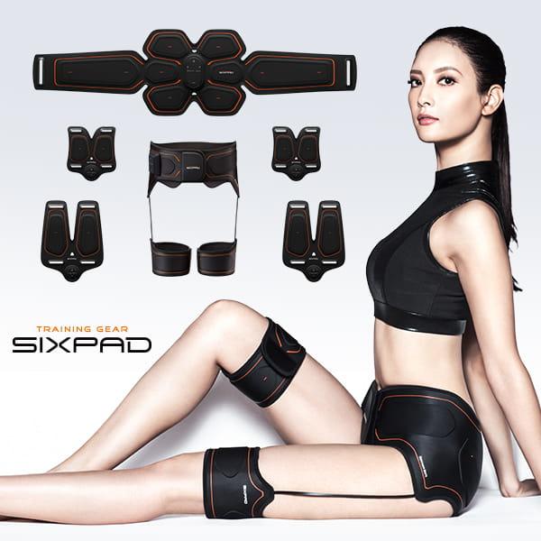 【メーカー公式店】シックスパッド フルベルト S/M/L & ボトム セット MTG ems sixpad ヒップアップ 筋肉 ダイエット 筋トレ トレーニング