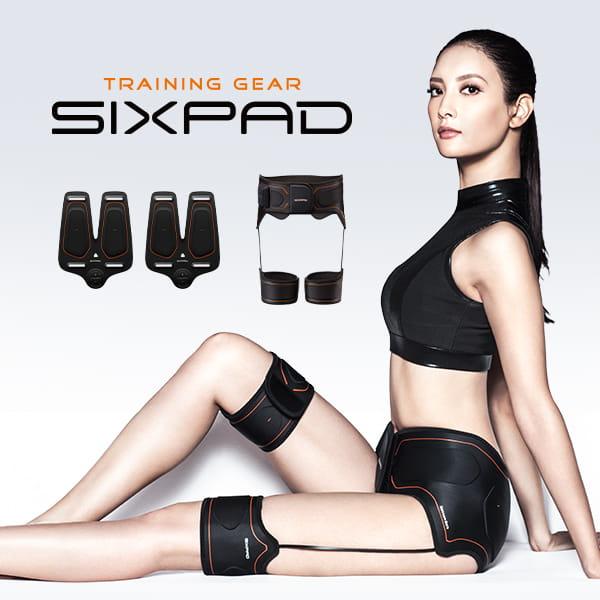 【メーカー公式店】シックスパッド ツインレッグ & ボトム セット MTG ems sixpad ヒップアップ 筋肉 ダイエット 筋トレ トレーニング