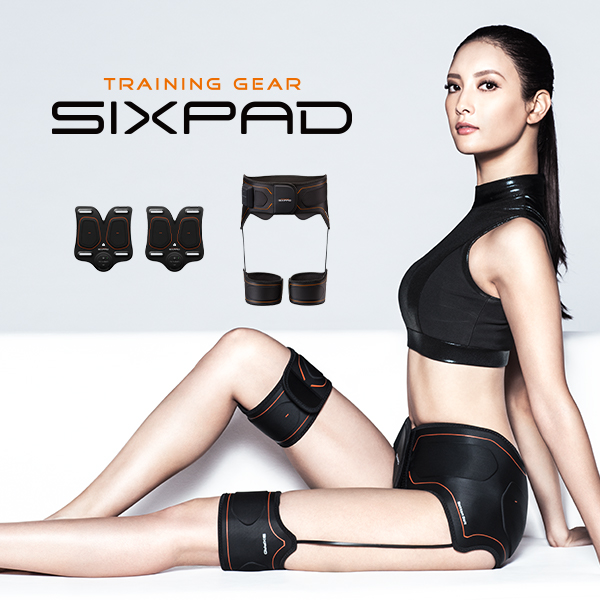 【メーカー公式店】シックスパッド ツインアーム & ボトム セット MTG ems sixpad ヒップアップ 筋肉 ダイエット 筋トレ トレーニング