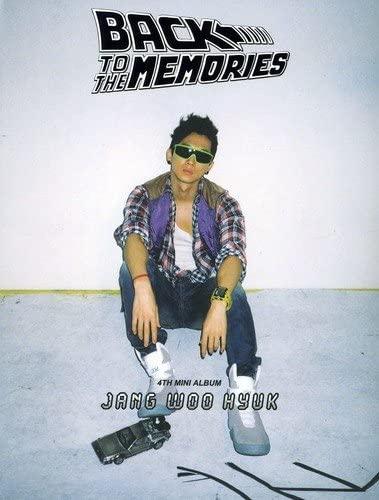 【送料無料/クリックポスト】【K-POP・男性ソロ】チャン・ウヒョク Jang Woo Hyuk - Back to the Memories(韓国盤) [Import]/K-POP/韓流/韓ドラ/送料無料/クリックポスト発送