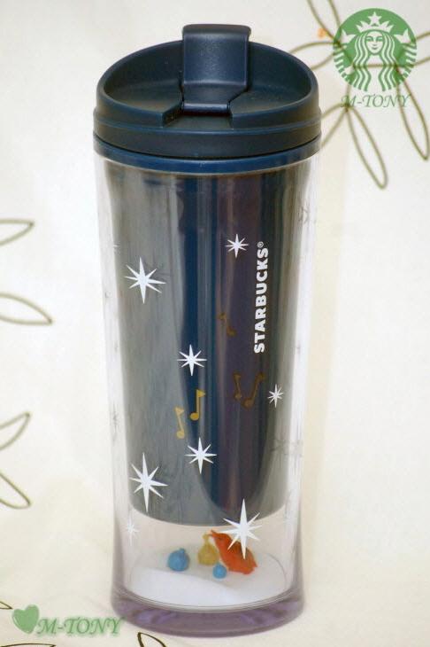 星巴克星巴克小病房鸟鸟不倒翁蓝色 285 毫升 (10 盎司) 礼品包装航运