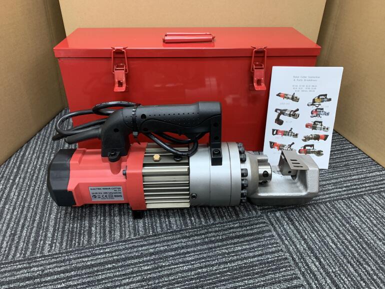 送料無料!(沖縄・離島除く) 鉄筋カッター RC-22 電動カッター 4~22mm 100V