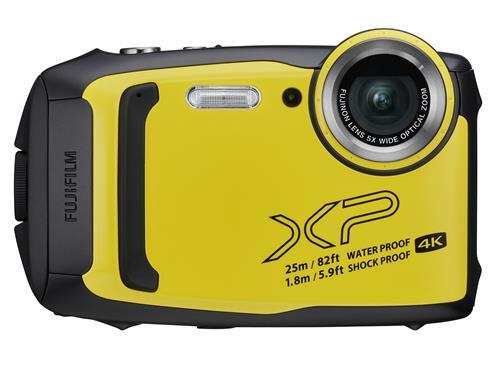 FinePix XP140 [イエロー]