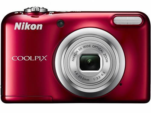 COOLPIX A10 [レッド]
