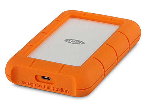 LaCie Rugged Mini USB-C 2EUAP8