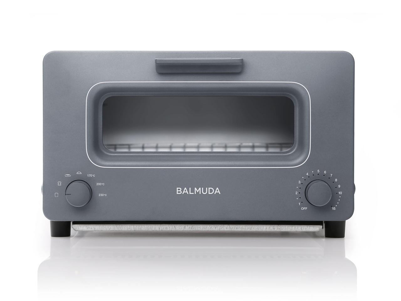 The Toaster K01E-GW [グレー]