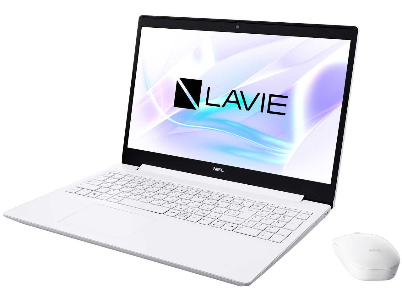LAVIE Note Standard NS300/NAW PC-NS300NAW [カームホワイト]