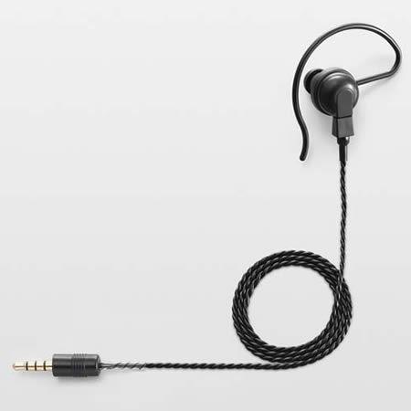 ついに再販開始 爆売り 着後レビューを書いてメール報告するだけで…次回から使える7%OFFクーポンプレゼント アイコム ICOM 耳掛け型イヤホン SP-16PB 黒