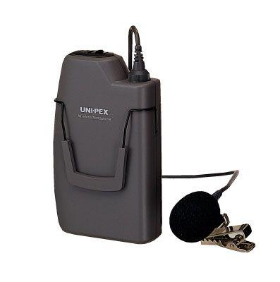 ユニペックス UNI-PEX WM-3100 ワイヤレスマイク タイピン型(300MHz)