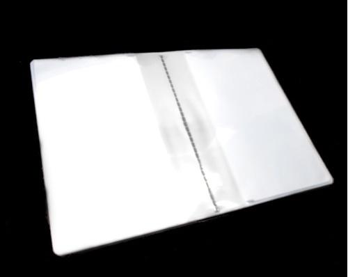表紙をデコったり、カバーを掛けてオリジナルケースを カードケース 20ポケット 10個[se-ca-003]