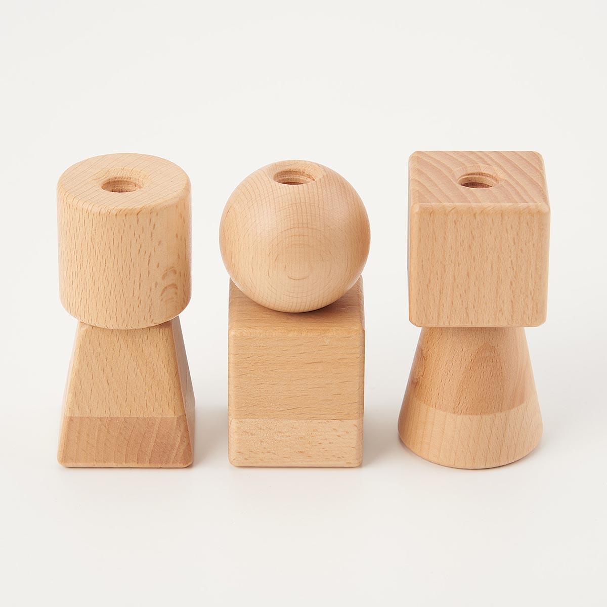 高品質 無印良品 公式 ねじあそび 木のおもちゃ ※ラッピング ※