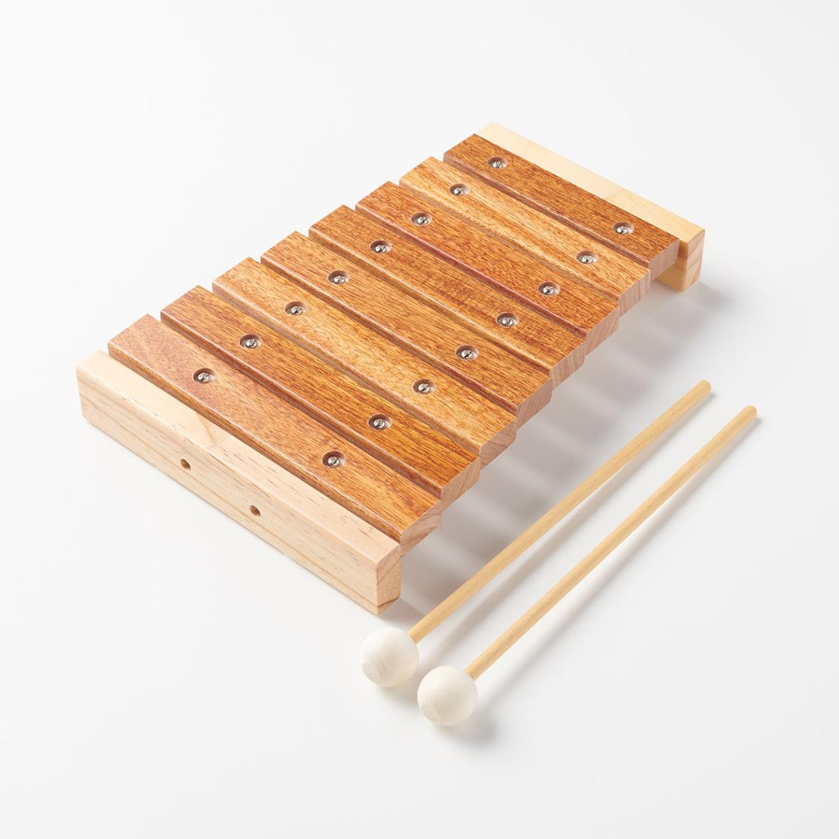無印良品 公式 はじめての楽器 直営限定アウトレット 対象年齢3歳以上 Seasonal Wrap入荷 ミニシロホン