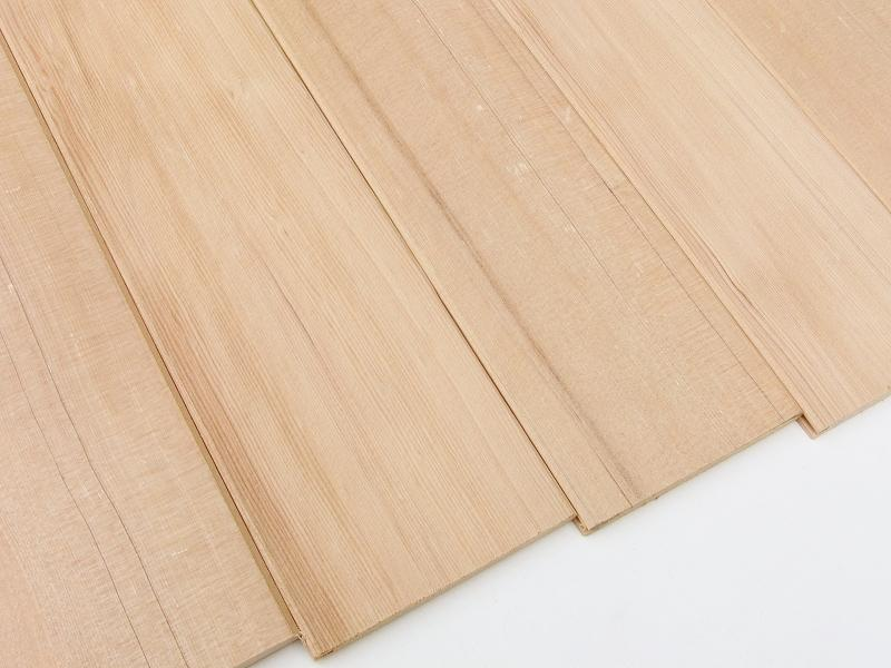 米栂 無垢 羽目板 節なし 1枚物 本実突付加工 無塗装 長さ1830ミリ品