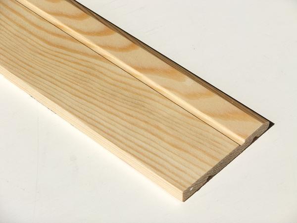 レッドパイン 10本入 長さ1900ミリ品 無垢 巾木 無塗装 無塗装 長さ1900ミリ品 10本入, PDA工房:700e3a84 --- sunward.msk.ru