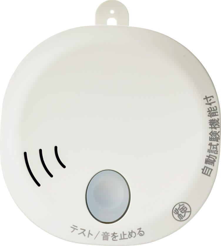 いざという時に あなたを火事から守ります 火災警報器 煙式 電池式 単独型 DC音声タイプ 大建工業 火災報知器 国内メーカー 火の元監視番 SA07-1 お得セット 煙感知式 人気の製品 1個入