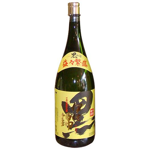 黒伊佐錦・益々繁盛 4.5リットルデカボトル
