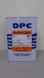 【送料無料】大日本塗料ウレテイトフロアG艶消し 16L 木部用/業務用
