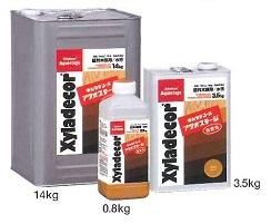 【送料無料】大阪ガスケミカルキシラデコールアクオステージ 標準色 14kg