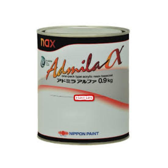 【送料無料】日本ペイントnax アドミラアルファ172 オパールカラー3BL 0.9kg