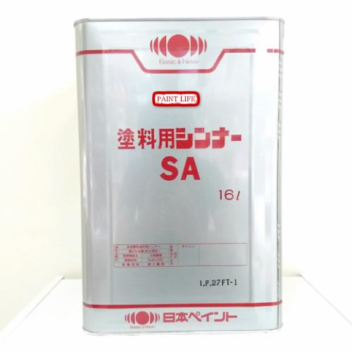 日本ペイント 通販 激安 ニッペ アウトレット 16L 塗料用シンナーSA