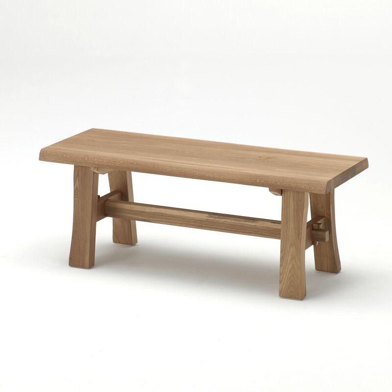 【送料無料】古彩 ベンチ108【ベンチ 木製】【ダイニング ベンチ】
