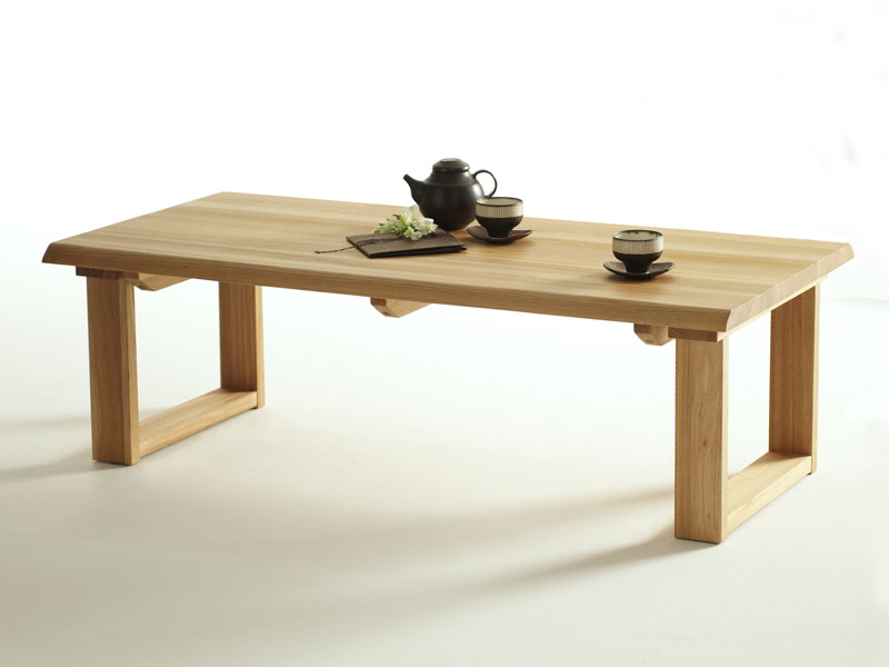 【送料無料】古彩 センターテーブル120【テーブル リビング】【無垢 テーブル】【ローテーブル 120】