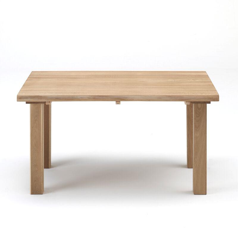 【送料無料】古彩 ダイニングテーブル125【無垢 テーブル】【天然木 テーブル】