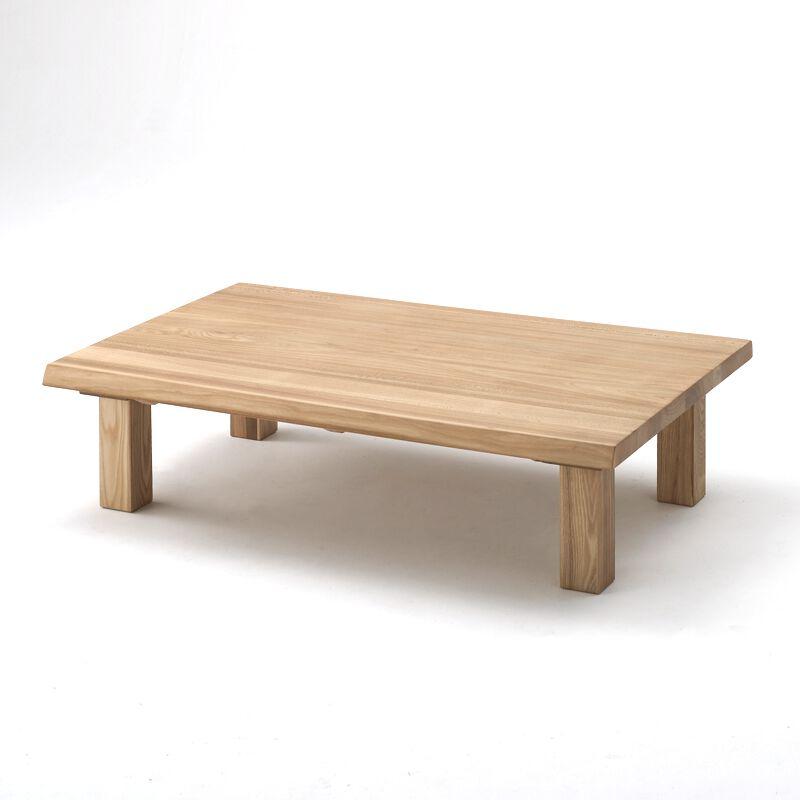 【送料無料】古彩 ローテーブル125【座卓】【無垢 テーブル】【天然木 テーブル】