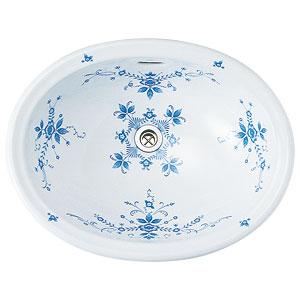 【Essence】洗面器Mオーバルオールドイングランド