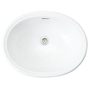 【Essence】洗面器Mオーバルブランカ