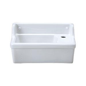 【Essence】手洗器Sレクタングルブランカ [立水栓用]