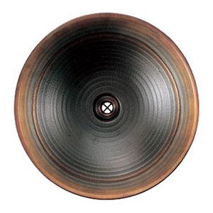 置型1.3L お洒落 約径230×100mm 陶器製 Essence Sサイズ重陽 手洗器手作り手洗鉢プレミアム ちょうよう 値引き