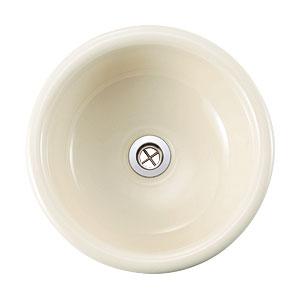 【Essence】手洗器 Mラウンドスロウカラーズ 亜麻色