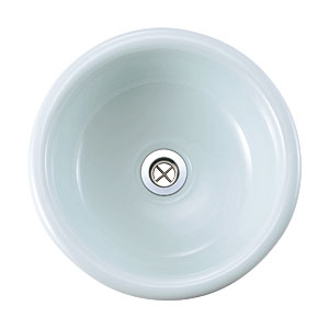 【Essence】手洗器 Mラウンドスロウカラーズ 縹色(はなだいろ)