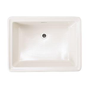 【Essence】洗面器Lレクタングルスロウカラーズ リネン