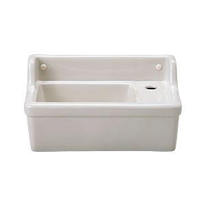 【Essence】手洗器Sレクタングルスロウカラーズ リネン [立水栓用]