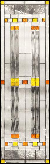 ステンドグラス ピュアグラス SH-B07 【三層ステンドグラス/窓/ガラス/ピュアグラス/ステンドグラス】