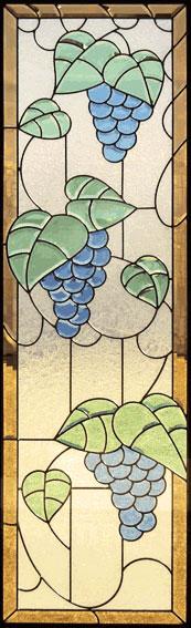 ステンドグラス ピュアグラス SH-B12 【三層ステンドグラス/窓/ガラス/ピュアグラス/ステンドグラス】