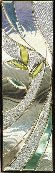 ステンドグラス ピュアグラス SH-C17 【三層ステンドグラス/窓/ガラス/ピュアグラス/ステンドグラス】