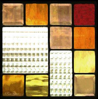 ステンドグラス ピュアグラス SH-D07 【三層ステンドグラス/窓/ガラス/ピュアグラス/ステンドグラス】
