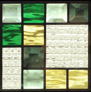 3層構造で断熱 遮音 防犯性にも優れた ピュアグラス OUTLET SALE 強度が高いので様々な場所での使用が可能です ガラス 三層ステンドグラス 窓 10%OFF ステンドグラス SH-D08
