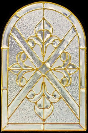 ステンドグラス ピュアグラス SH-K05 【三層ステンドグラス/窓/ガラス/ピュアグラス/ステンドグラス】