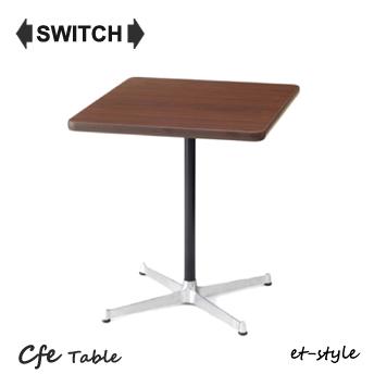 ■超得■ただいまKOKOCHIサンキュー企画開催中!(~4/26)SWITCHカフェテーブル ダイニングテーブル 食堂テーブル たまご型 楕円形 レトロ