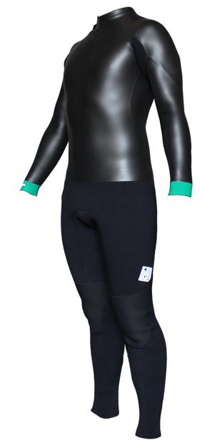 湘南発/マルチタスク/ウェットスーツ/3mm Rubber Wetsuits(Backzip)「マルチタスクジェネリック・ウエットスーツプロダクト」