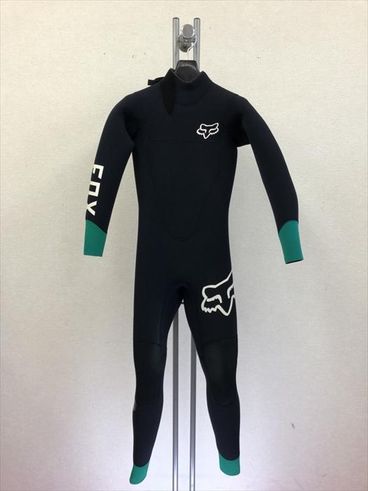 直送商品 中古ウエットスーツ/バックジップフルスーツ/サイズ《140cm》サーフィン, 電材BlueWood fb1f66ea